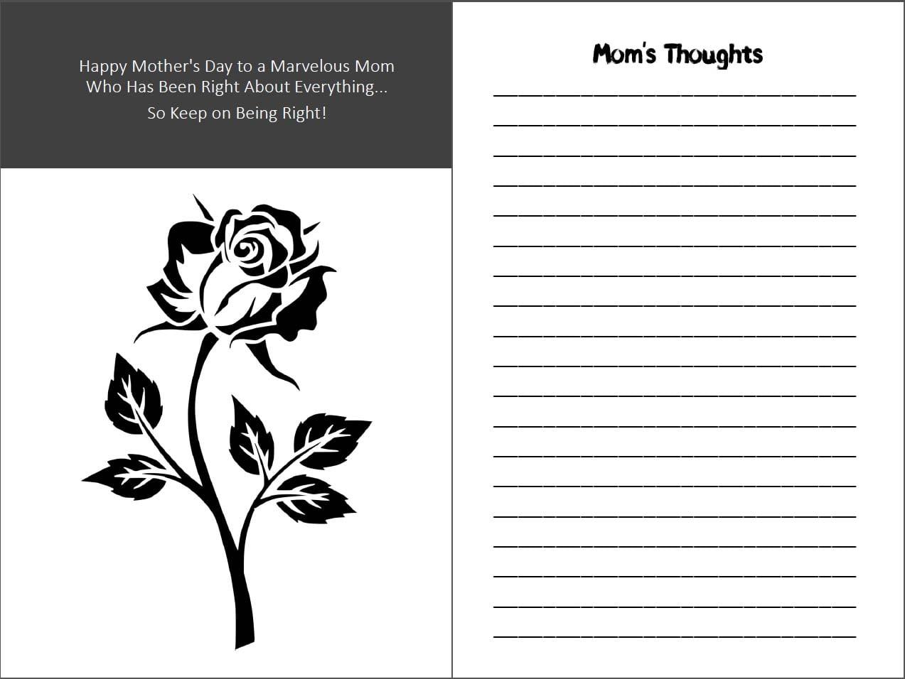 KDP lined journal