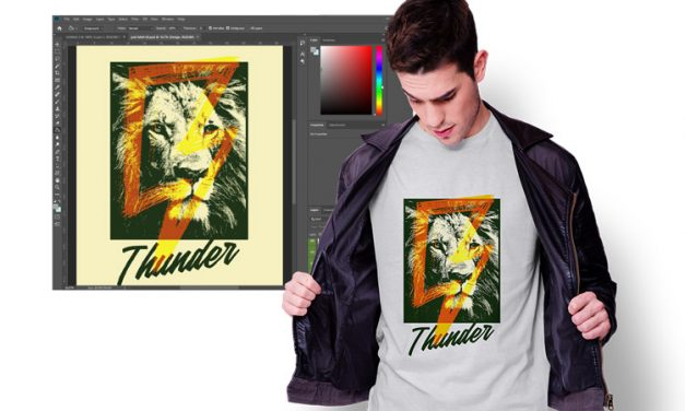 Vexels Launches Scalable PSD T-shirt Designs for POD Creators